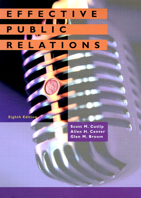 public relations practices 8th edition pdf