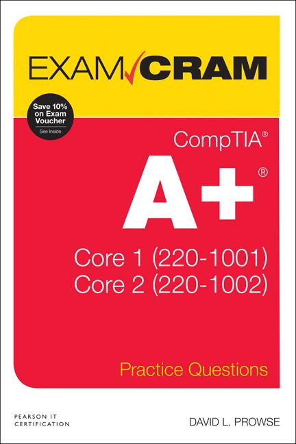 Exam Cram | Pearson