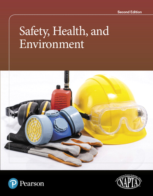 Safety, Health, and Environment, 2nd Edition