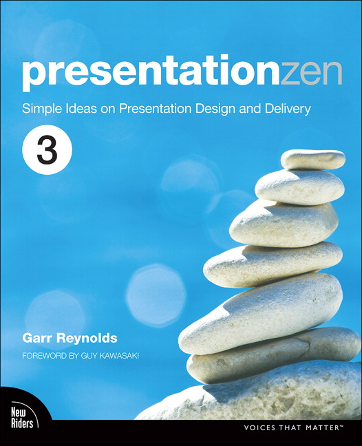 Presentation Zen: Simple Ideas on Presentation Design and Delivery (OASIS)