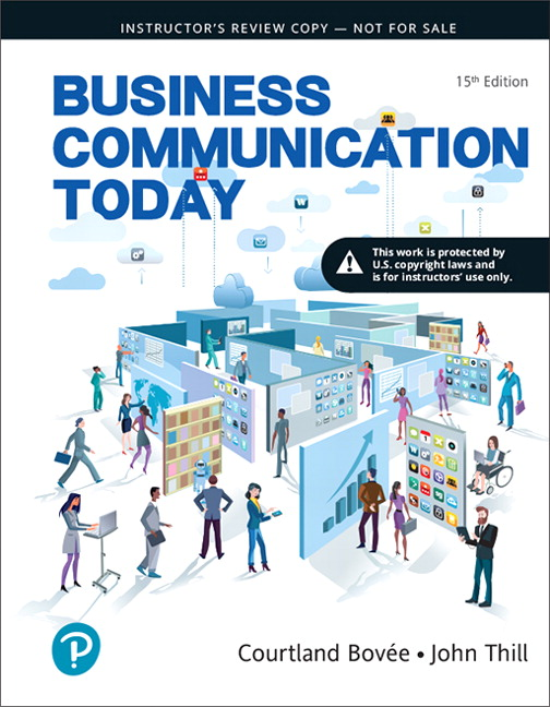 Instructor's Review Copy for Business Communication Today