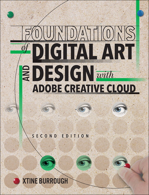 PowerPoint Slides for Foundations of Digital Art and Design with Adobe Creative Cloud