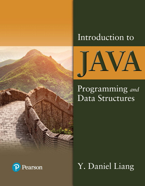 Revel for Introduction to Java Programming and Data Structures -- Access Card