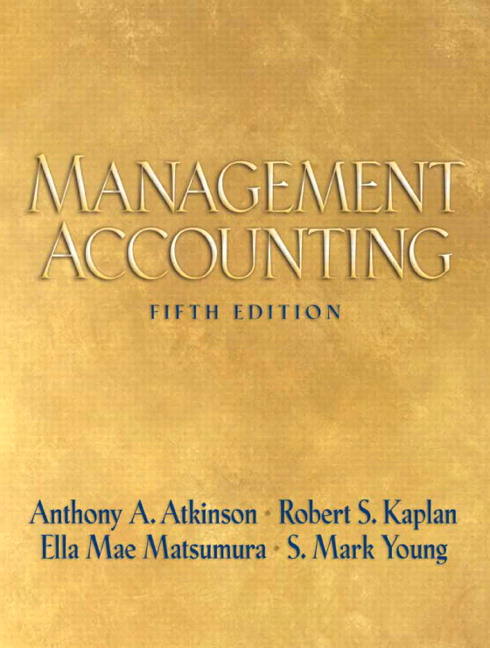 Management Accounting 6e By - Free Download