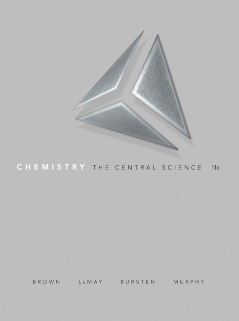 Brown, LeMay, Bursten, Murphy & Woodward, Chemistry: The Central
