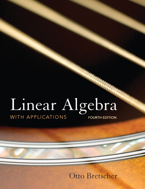 linear algebra and its applications 4th ed pearson international edition