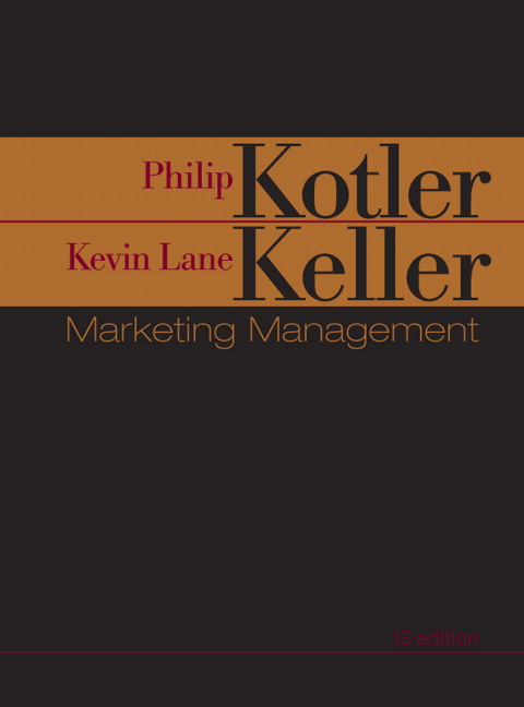 Kotler keller marketing management pearson marketing management view larger fandeluxe Images