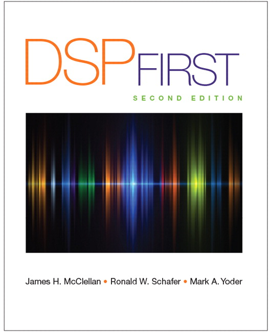 DSP First, 2nd Edition