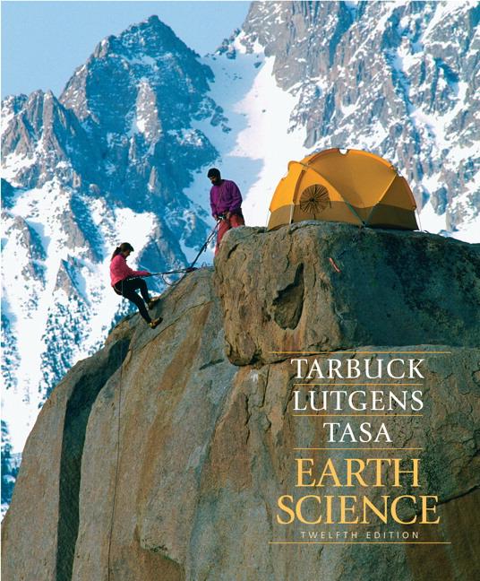 Amazon. Com: earth science, books a la carte edition (13th edition.