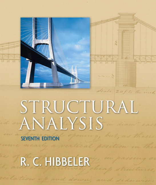 Hibbeler structural analysis pearson structural analysis view larger fandeluxe Choice Image