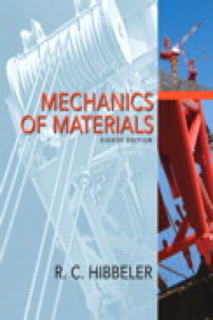 mechanics of materials 8th edition solution manual