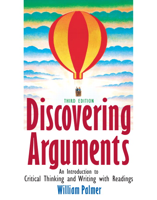 Palmer, Discovering Arguments: An Introduction to Critical