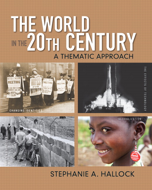 The World in the 20th Century A Thematic Approach