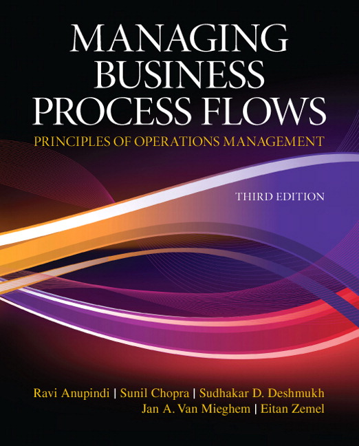 Managing Business Process Flows, 3rd Edition