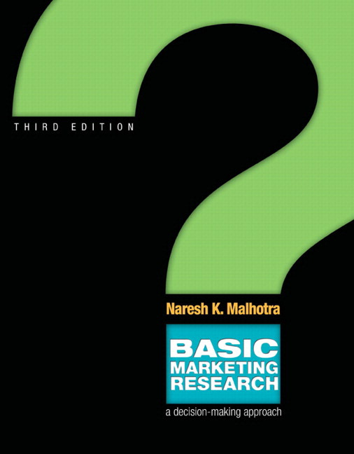 9780136037903: basic marketing research: united states edition.