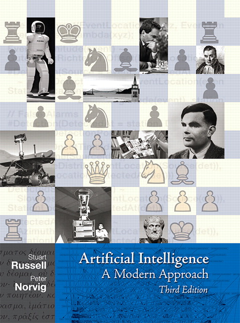 Artificial Intelligence: A Modern Approach, 3rd Edition