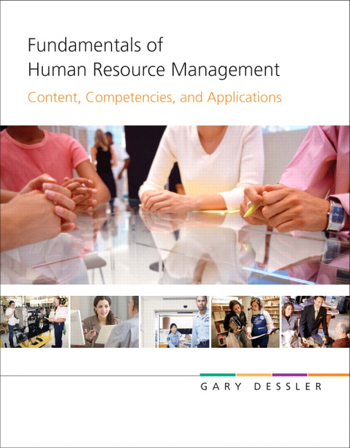 fundamenals of hr final - provides a complete introduction to human resource management for the general business manager who wants to learn more about how hrm is used in the everyday work environment - the author team's areas of expertise span the entire spectrum of topics covered in a human resource.
