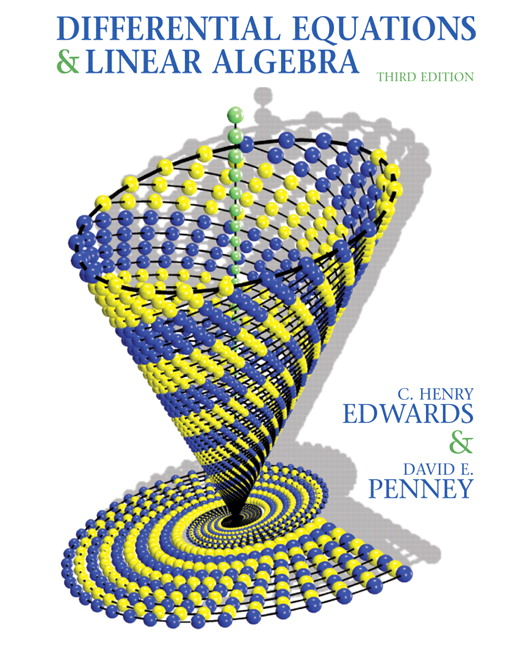 Edwards, Penney & Calvis, Differential Equations and Linear Algebra