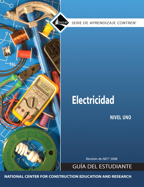 Nccer Electrical Level 1 In Spanish Training Guide Pearson