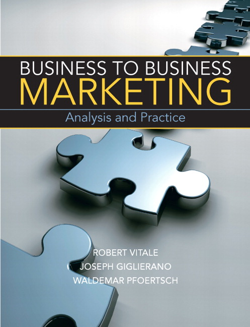 Vitale, Pfoertsch \u0026 Giglierano, Business to Business ...