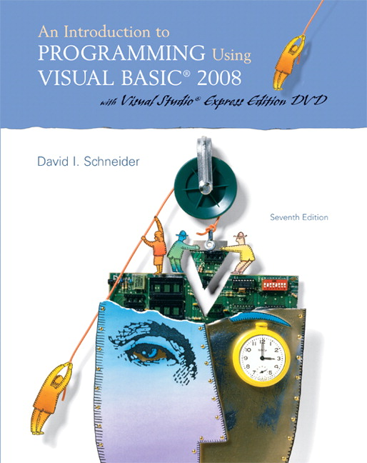 an introduction to programming using visual Developers who understand computer programming, but may have learned programming by using a non-graphical language in a university these developers want to build highly functional web and windows solutions and web services by using microsoft visual c# net and the microsoft net framework.