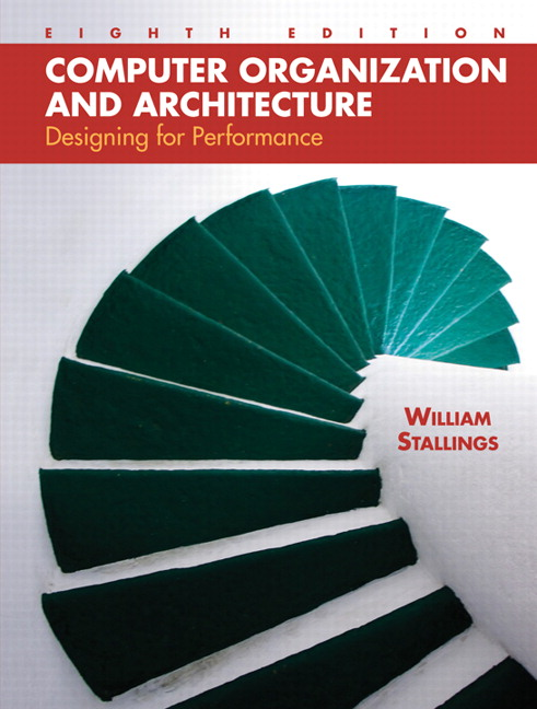 Stallings Computer Organization And Architecture Pearson