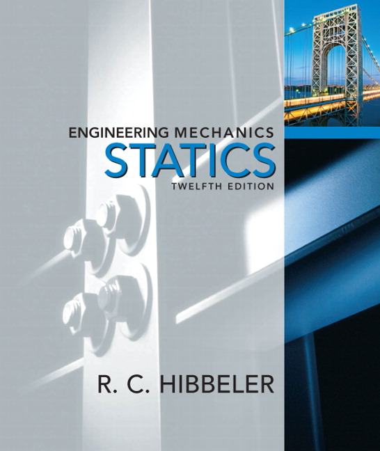 statics in addition to insides for fabrics hibbeler solutions