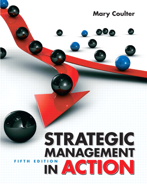 strategic management in action essay This thesis focused on the strategic management of h&m company the main   next you put the strategies into action and see how it works.