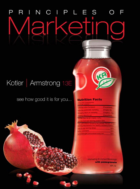 Kotler armstrong principles of marketing pearson view larger fandeluxe Images