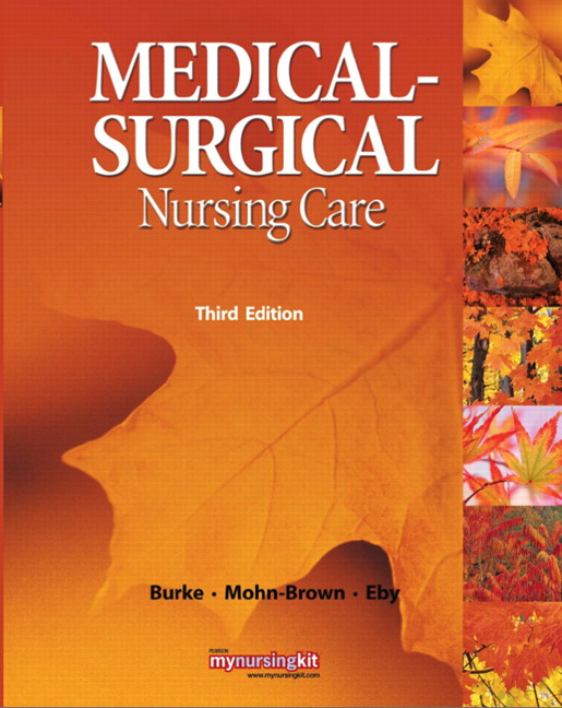 medical-surgical nursing critical thinking in client care with mynursingkit 2nd edn
