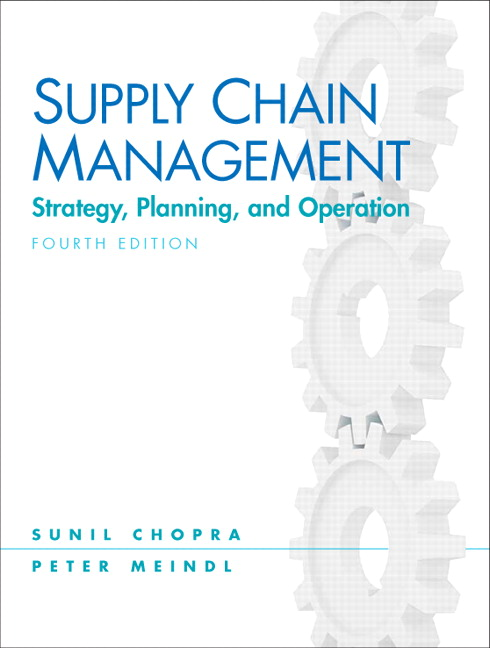 Edition chopra pdf management supply sunil 6th chain