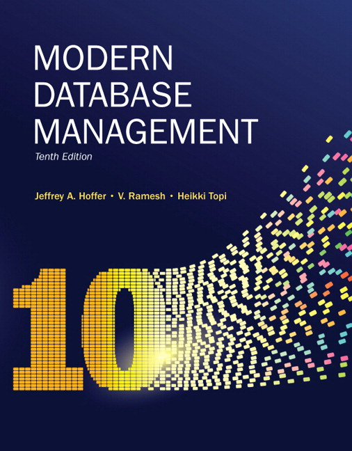 Essentials of Database Management books pdf file