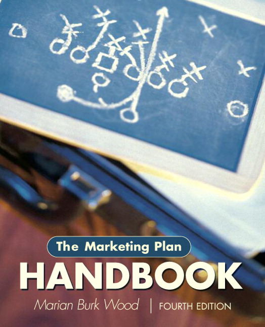 the marketing plan handbook Author of two marketing textbooks: the marketing plan handbook (published in  us) essential guide to marketing planning (published in europe) genealogy.