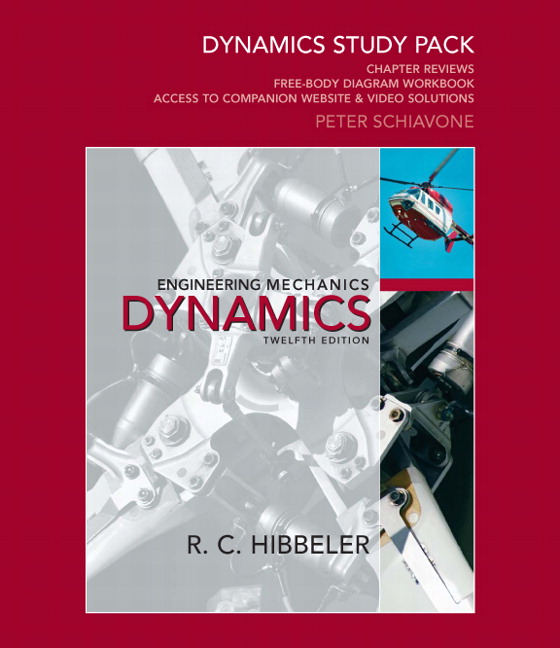 Hibbeler  Dynamics Study Pack For Engineering Mechanics