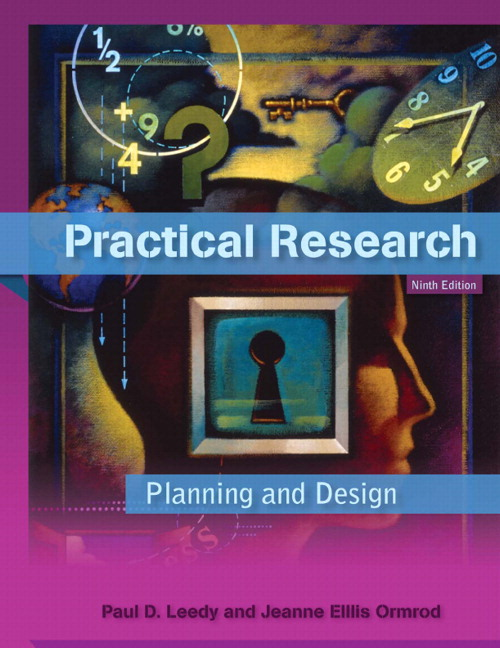 Leedy Ormrod Practical Research Planning And Design With Mylab Education Pearson