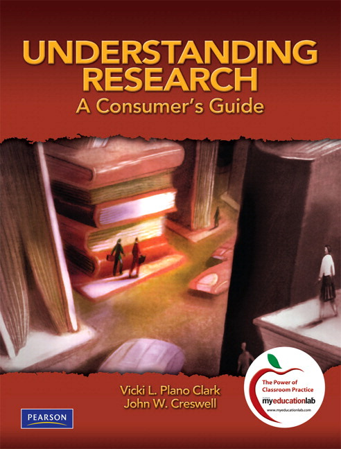 Plano clark creswell understanding research a consumers guide book cover fandeluxe Image collections