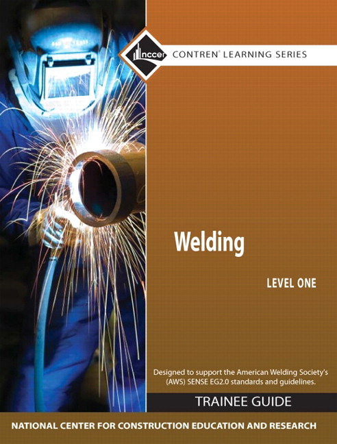Nccer Welding Level 1 Trainee Guide Hardcover 4th Edition Pearson