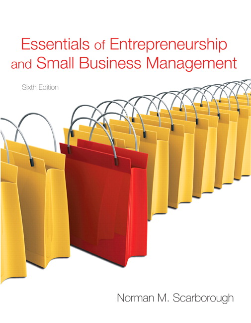 Small entrepreneurship business pdf and