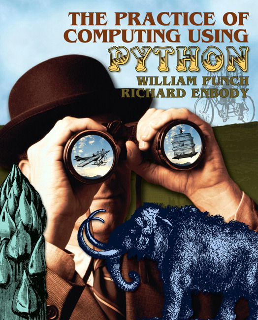 Practice of Computing using Python, The