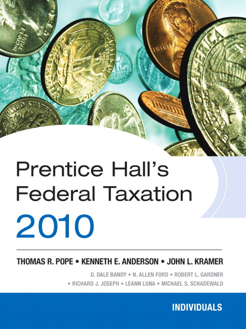 prentice hall s federal taxation 2013 corporations prentice hall's federal taxation 2013 corporations, 26e (pope) chapter c10 special partnership issues 1) a partnership cannot recognize a gain or.