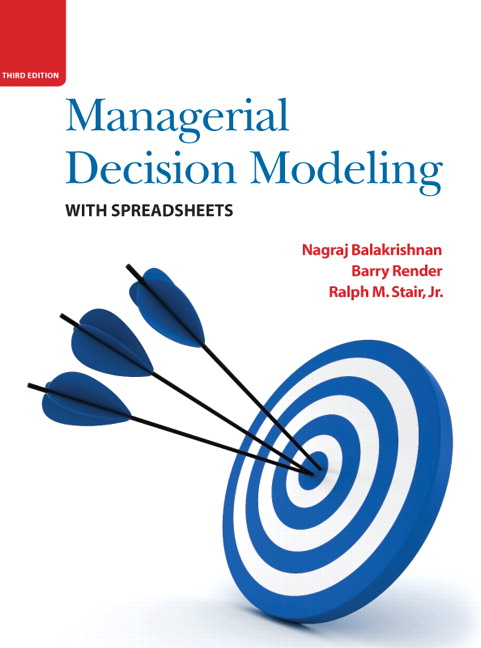 Managerial Decision Modeling With Spreadsheets 3rd Edition Pdf