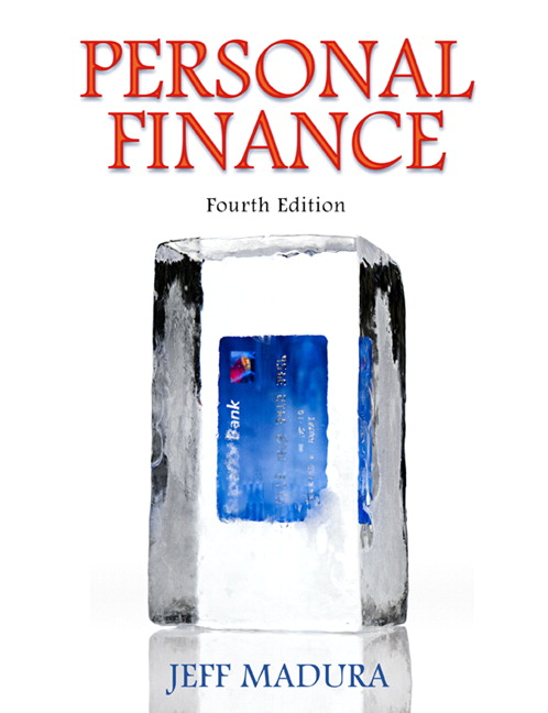 Madura personal finance 5th edition pearson personal finance 4th edition fandeluxe