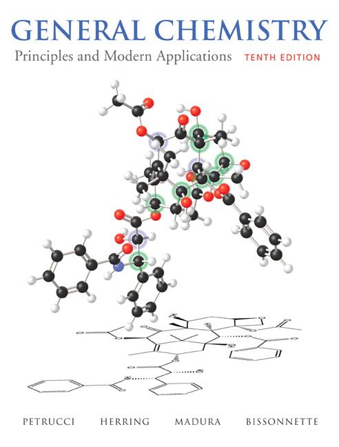 Petrucci, Herring, Madura & Bissonnette, General Chemistry ...