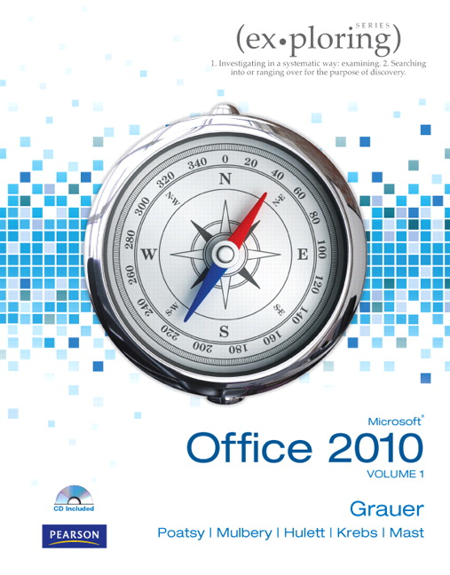 Exploring Microsoft Office 2010 Volume 1 Pdf