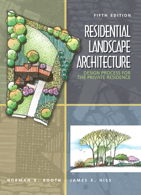 Residential Landscape Architecture 5th Edition
