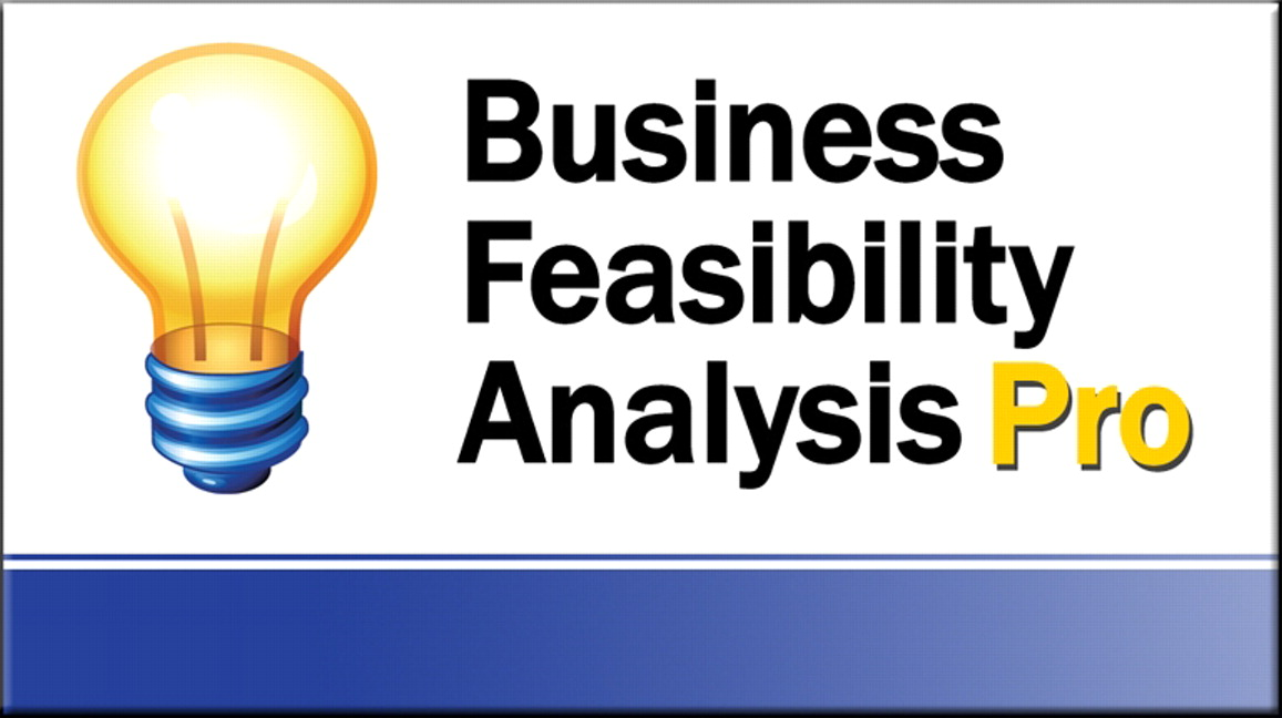 entrepreneurship project business feasibility analysis 64 lesson – 5 feasibility analysis, project report and business plan dr anand saxena, seema sodhi structure 50 introduction 51 objectives.