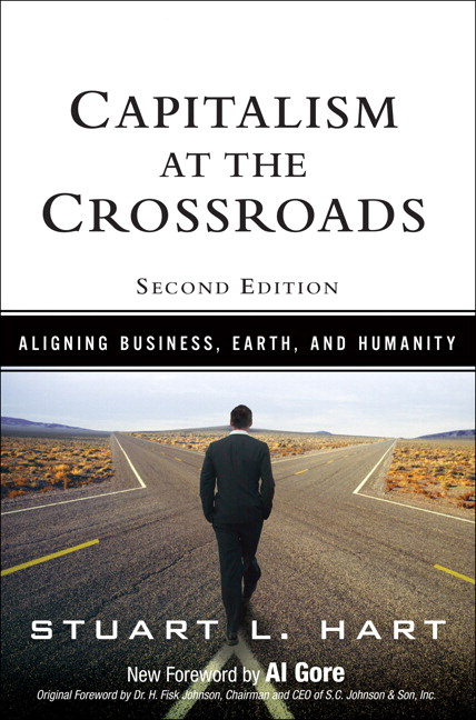 Hart, Capitalism at the Crossroads: Aligning Business, Earth, and