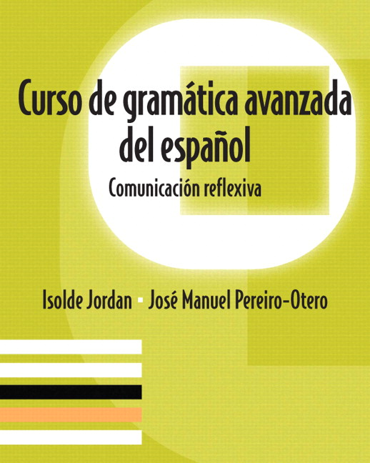 jordan pereiro otero curso de gramática avanzada del español
