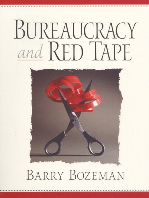 an analysis of the concept of red tape in bureaucracy Tape for one group (eg, university researchers) may not be red tape for another group (eg, university compliance officers or funding agencies) while this red tape concept is obviously more fluid, it is still possible to make.