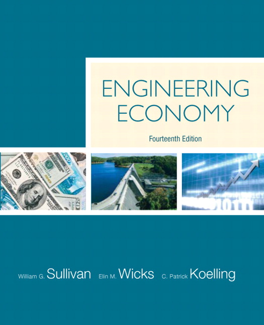 engineering economy sullivan Free essay: engineering economy sullivan wicks koelling 15th edition solutions manual click here to download immediately.
